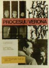 Il processo di Verona (1963) afişi