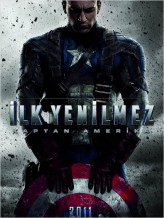 İlk Yenilmez: Kaptan Amerika Full HD 2011 izle