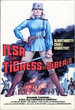 Ilsa, La Tigresa De Siberia (1976) afişi
