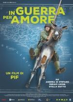 In guerra per amore (2016) afişi