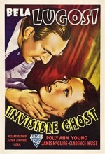 Invisible Ghost (1941) afişi