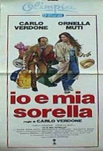 ıo E Mia Sorella (1987) afişi