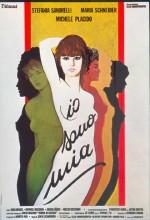 ıo Sono Mia (1978) afişi