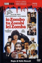 Io zombo, tu zombi, lei zomba (1983) afişi