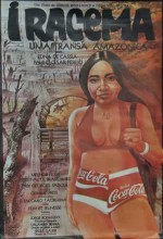 Iracema - Uma Transa Amazônica (1976) afişi