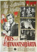 Iris Och Löjtnantshjärta (1946) afişi