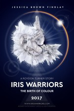 Iris Warriors (2017) afişi