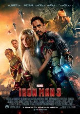 Iron Man 3 (2013) afişi