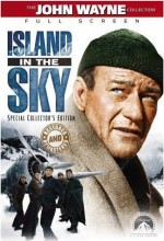 Island in The Sky (1953) afişi