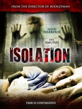 Isolation (2011) afişi