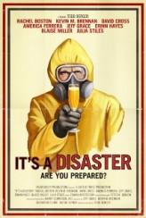 Bu Bir Felaket (2012) afişi