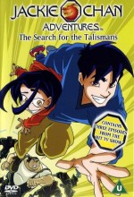 Jackie Chan Adventures (2005) afişi