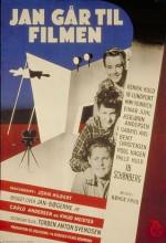 Jan Går Til Filmen (1954) afişi