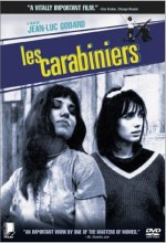 The Carabineers (1963) afişi
