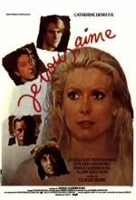 Je Vous Aime (1980) afişi