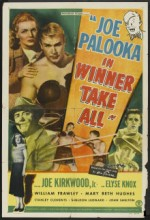 Joe Palooka In Winner Take All (1948) afişi