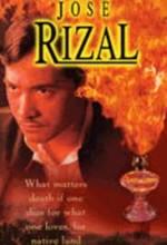 Jose Rizal (1998) afişi