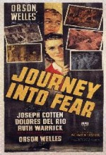Journey Into Fear (1943) afişi