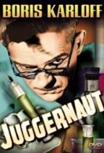 Juggernaut (ı) (1936) afişi