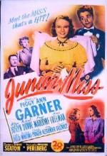 Junior Miss (1945) afişi
