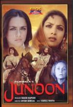 Junoon (1978) afişi