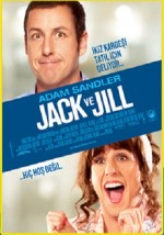 Jack ve Jill (2011) afişi