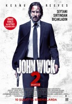 John Wick: Chapter Two (2017) afişi