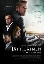 Jättiläinen (2016) afişi