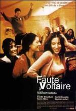 Kabahat Voltaire'de (2000) afişi