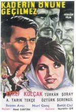 Kaderin Önüne Geçilmez (1961) afişi