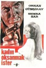 Kadın Okşanmak Ister (1965) afişi