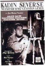 Kadın Severse(ı) (1955) afişi