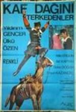 Kaf Dağını Terk Edenler (1971) afişi
