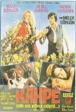 Kahbe / Bir Kız Böyle Düştü (1972) afişi
