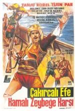 Kamalı Zeybek çakırcalıya Karşı (1967) afişi