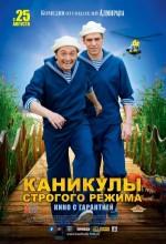 Kanikuly Strogogo Rezhima (2009) afişi