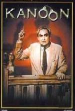 Kanoon (1960) afişi