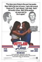 Kanun Dışı (1977) afişi