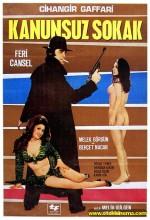 Kanunsuz Sokak. (1971) afişi
