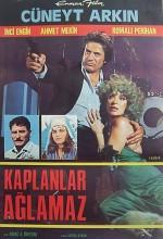 Kaplanlar Ağlamaz (1978) afişi