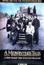 Kara Kışın Ortasında (1995) afişi