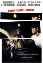 Wait Until Dark (1967) afişi