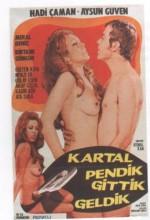 Kartal Pendik Gittik Geldik (1976) afişi