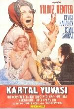 Kartal Yuvası (1974) afişi