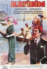 Katibim (1956) afişi