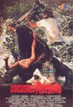 Katil Timsah (1989) afişi