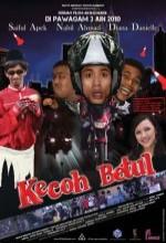 Kecoh Betul (2010) afişi