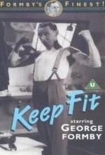Keep Fit (1937) afişi