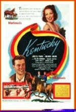 Kentucky (1938) afişi