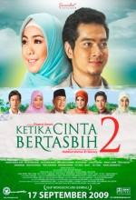 Ketika Cinta Bertasbih 2 (2009) afişi